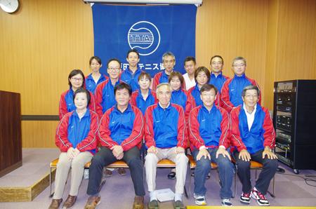 戸田市テニス協会