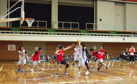 戸田市バスケットボール連盟