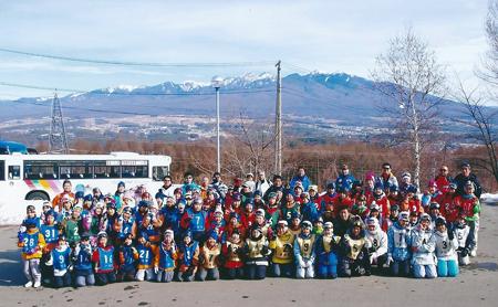 戸田市スキー連盟