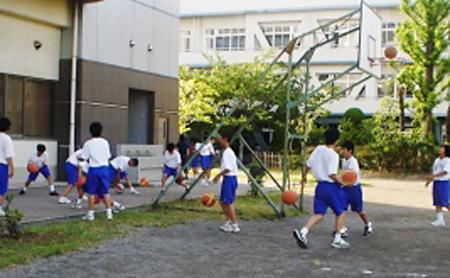 戸田市中学校体育連盟