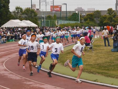 戸田市小学校体育連盟